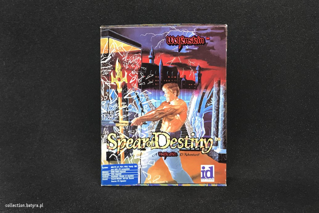 Spear of Destiny / Id Software