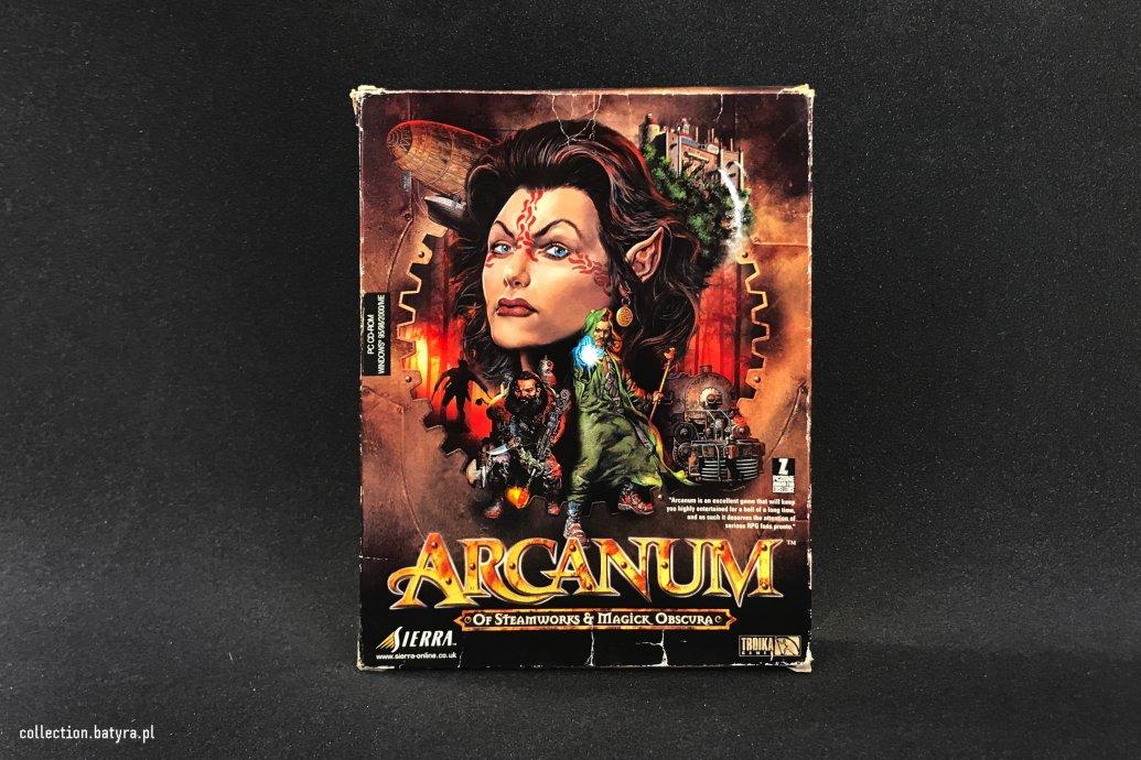 Arcanum / Troika Games