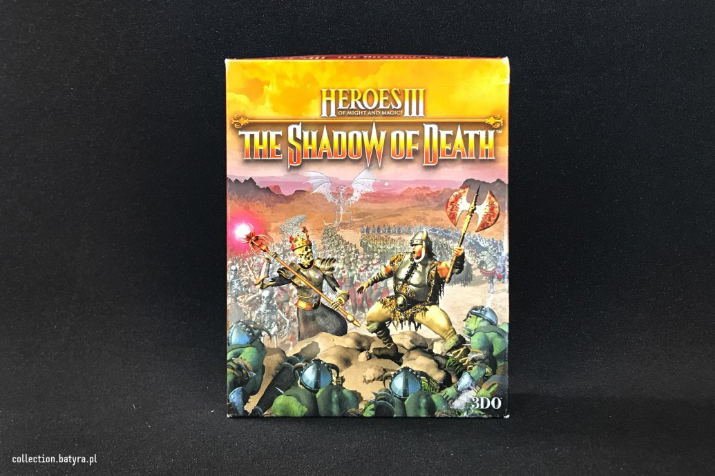 Heroes III The Shadow of Death / 3DO