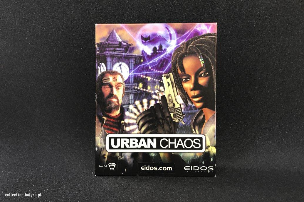Urban Chaos / Eidos