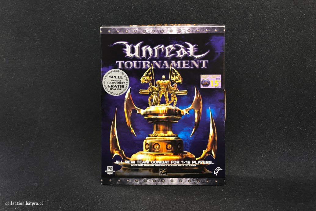 Unreal Tournament / Epic Games