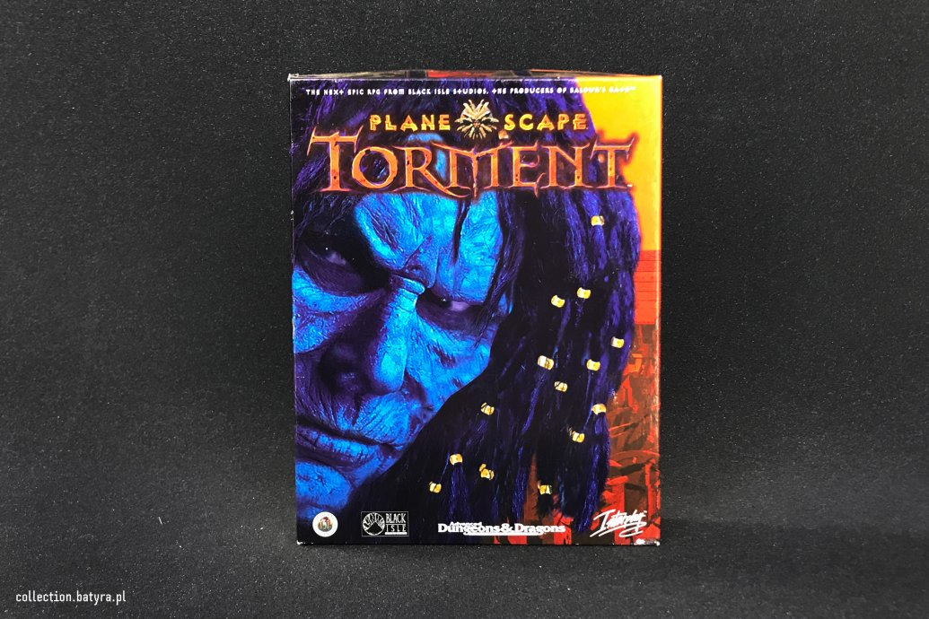 Planescape Torment / Black Isle
