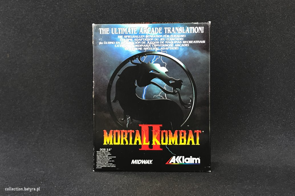 Mortal Kombat II / Acclaim