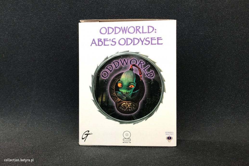 Oddworld: Abe's Oddysee / GT Interactive