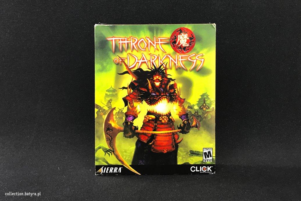 Throne of Darkness / Sierra