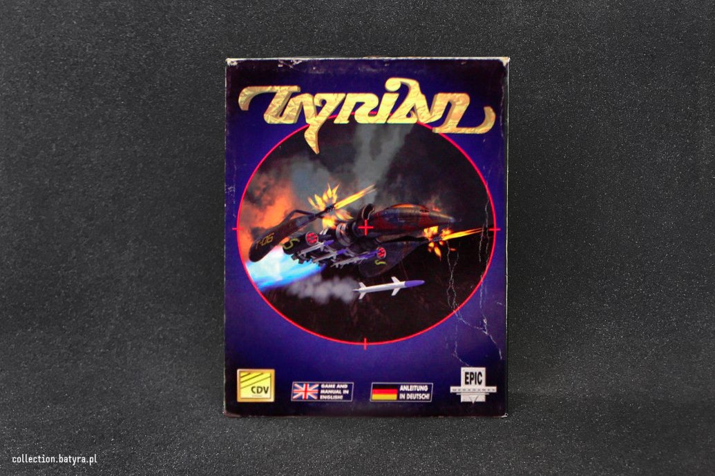 Tyrian - Epic Megagames