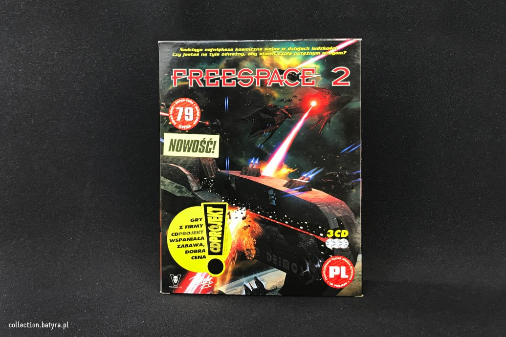 Freespace 2 / Interplay