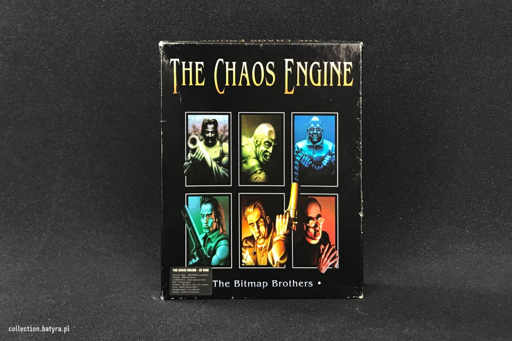 The Chaos Engine / Bitmap Brothers
