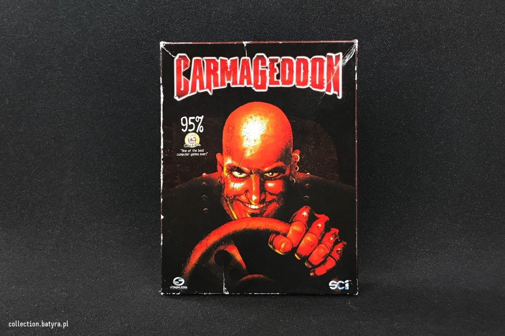 Carmageddon / Stainless Games