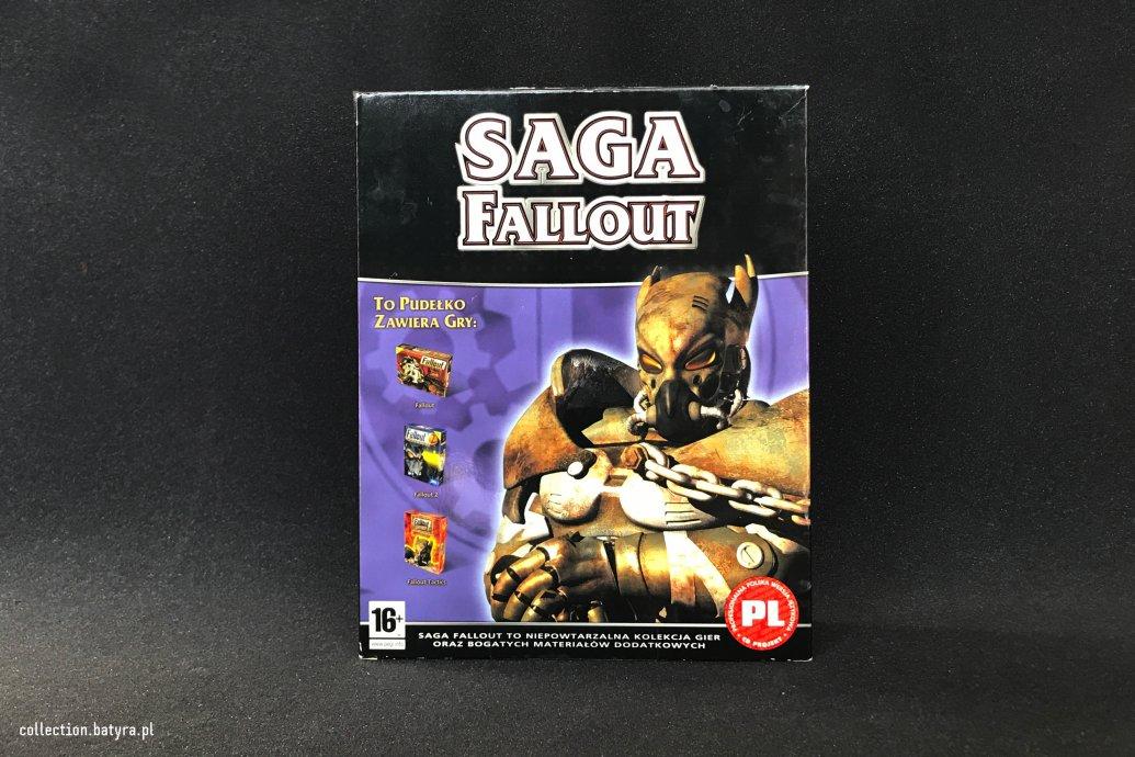 Fallout Saga / Interplay