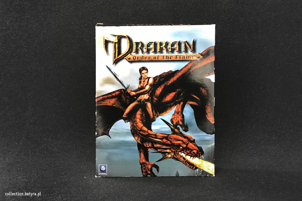 Drakan Order of the Flame / Psygnosis