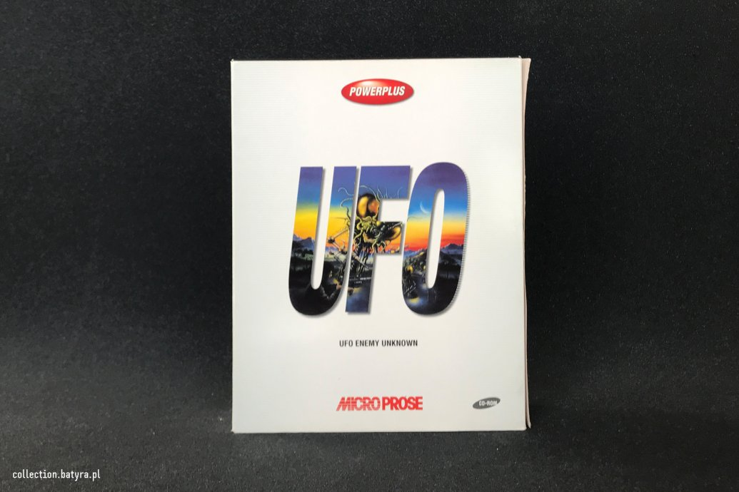 Ufo: Enemy Unknown / MicroProse