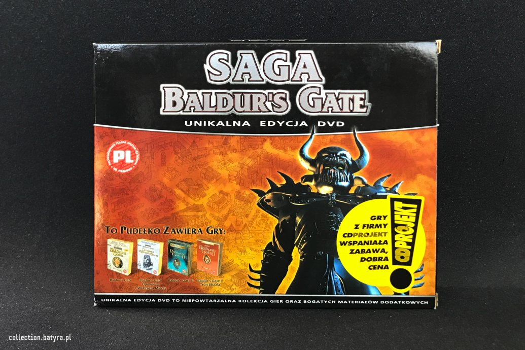 Baldurs Gate Saga / Interplay