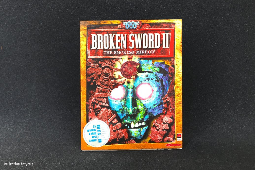 Broken Sword II / Virgin