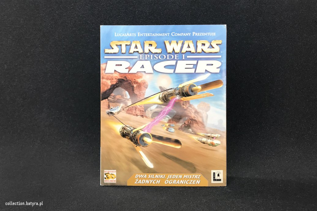 Star Wars Racer / Lucas Arts