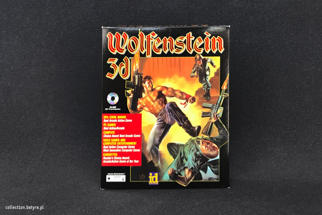 Wolfenstein 3D / Id Software