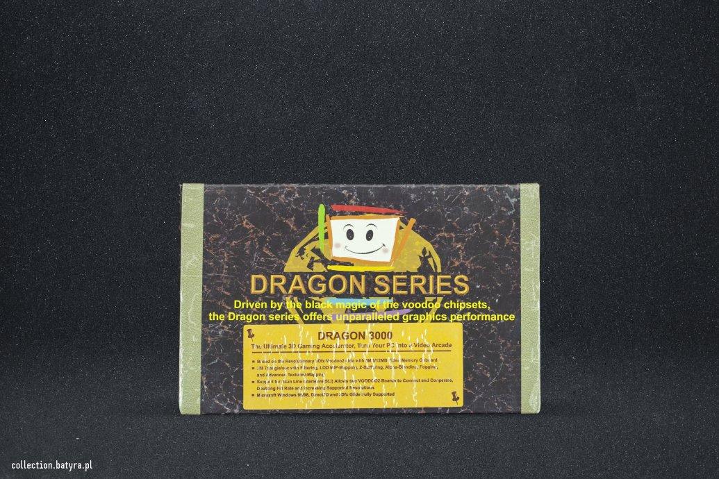 Voodoo 2 Gainward Dragon 3000 12MB SLI