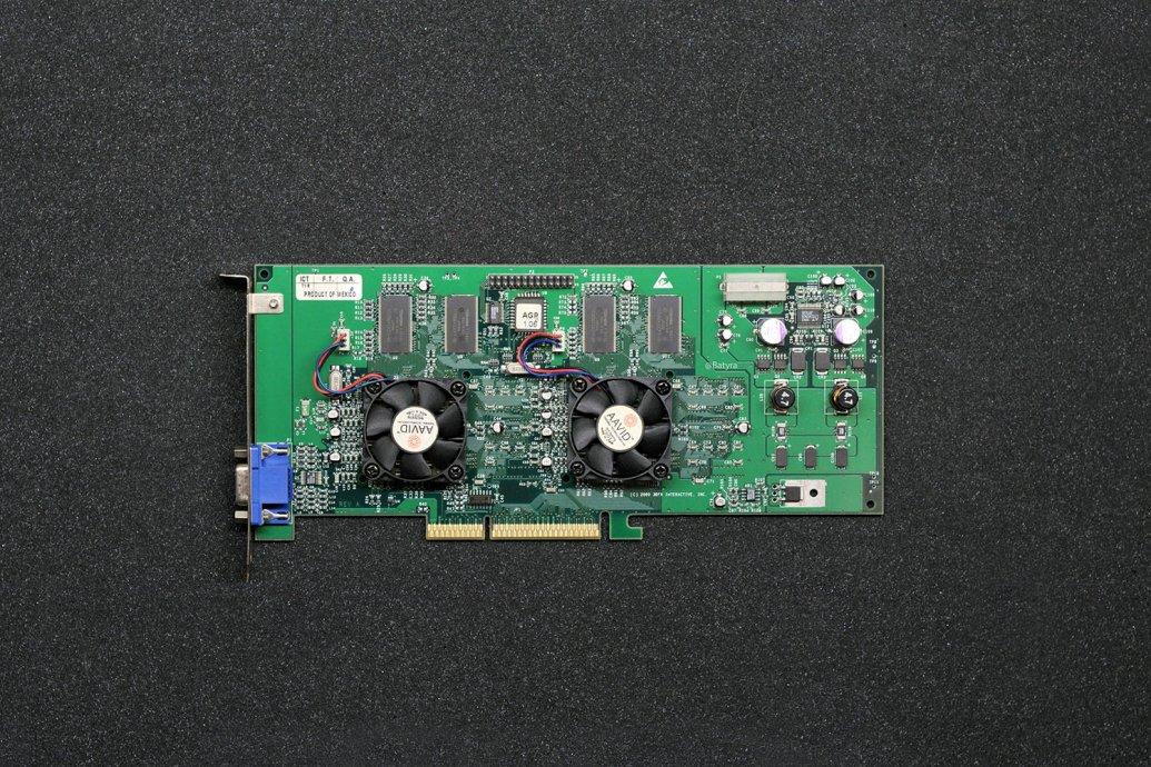 Voodoo 5 5500 AGP