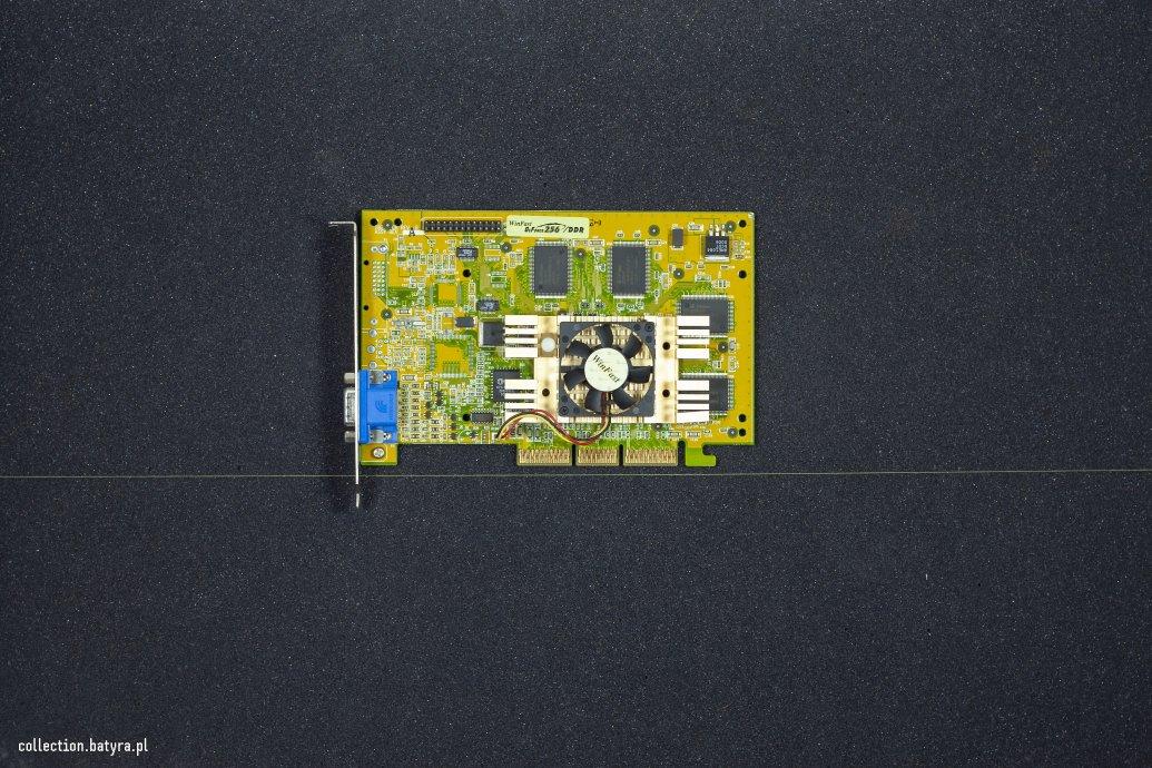 GeForce 256 DDR WinFast