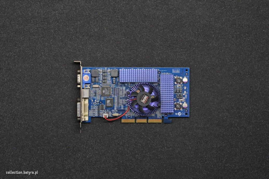 GeForce 3 Hercules Prophet III