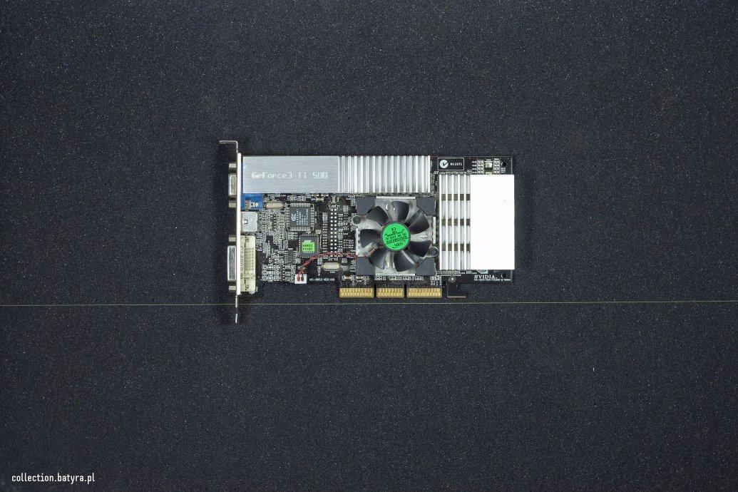 GeForce 3 Ti 500+ PNY