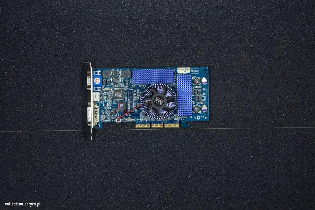 GeForce 3 Ti 500 Hercules Prophet III