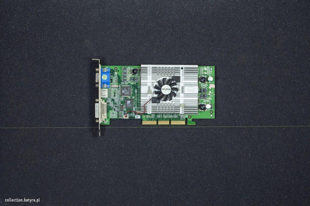 GeForce 3 Ti 500 Leadtek Titanium 500