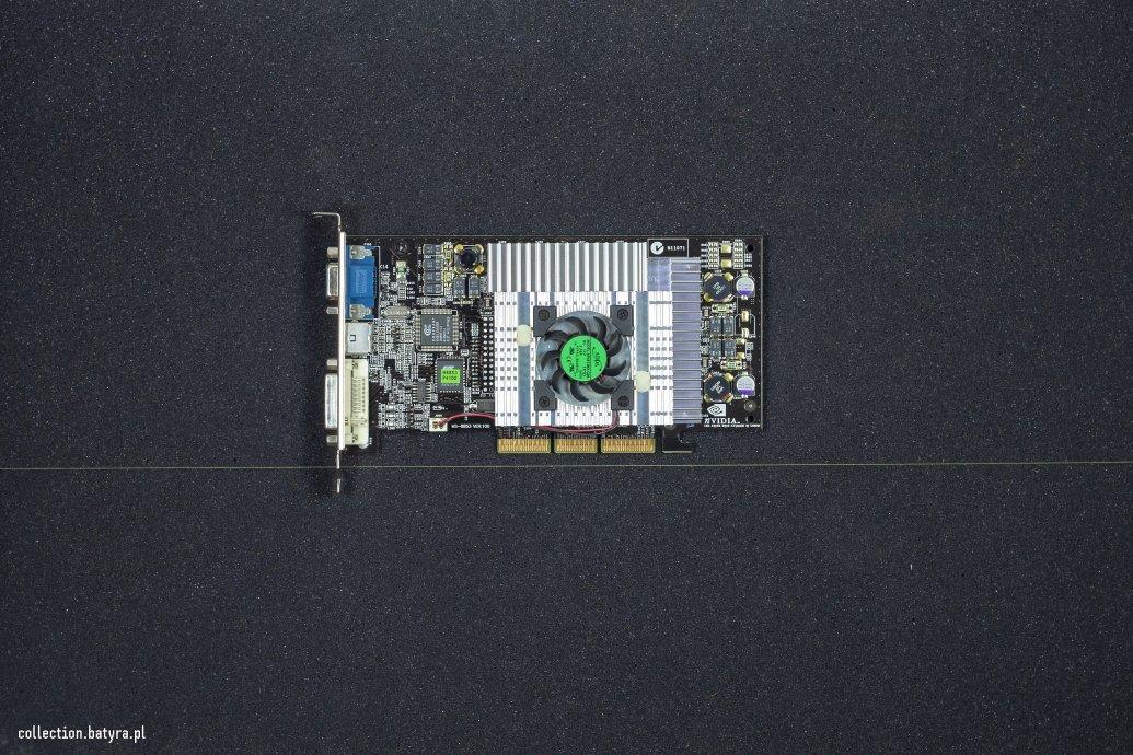 Geforce 3 Ti 500 PNY