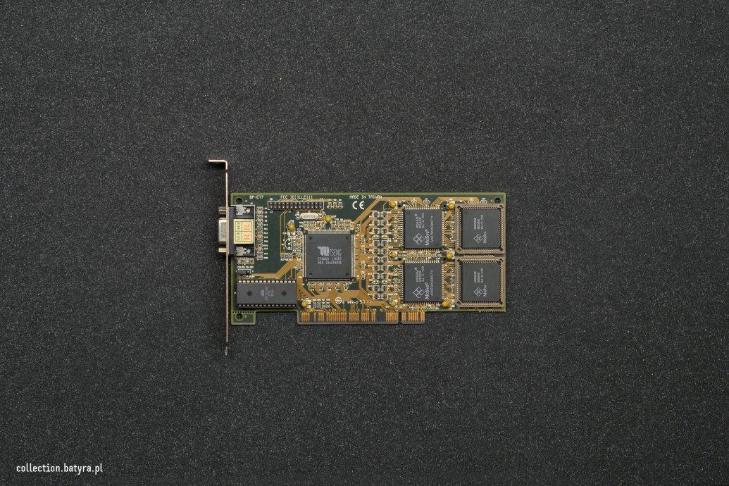 Tseng ET6000 4MB