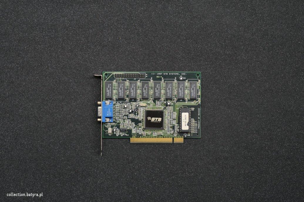 S3 Virge GX STB Nitro