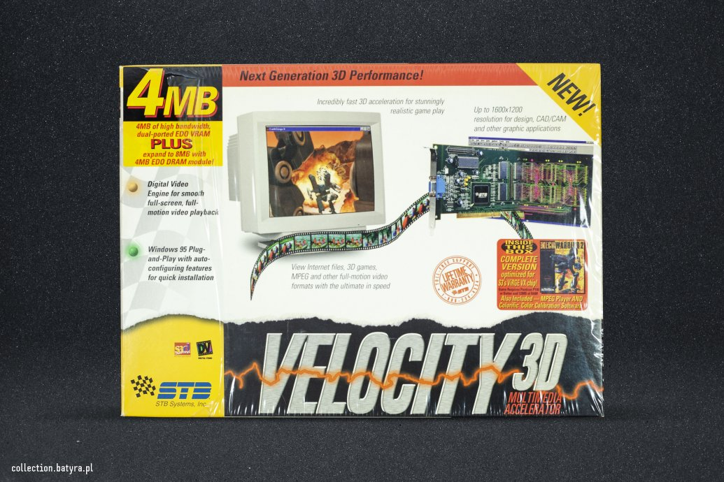 Virge VX 8MB