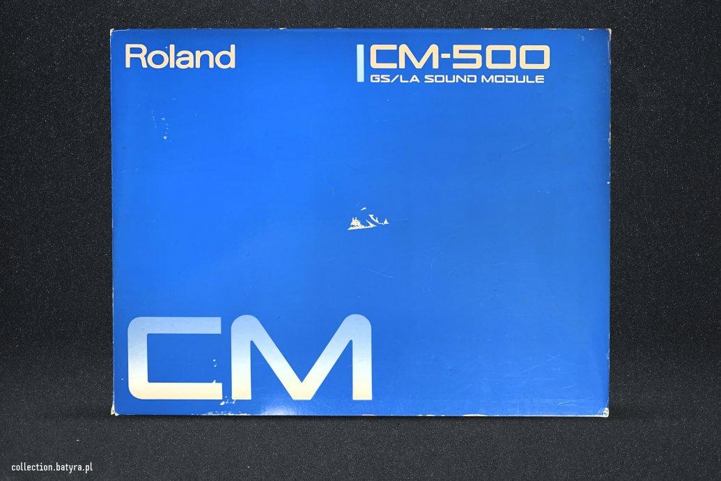 Roland CM-500