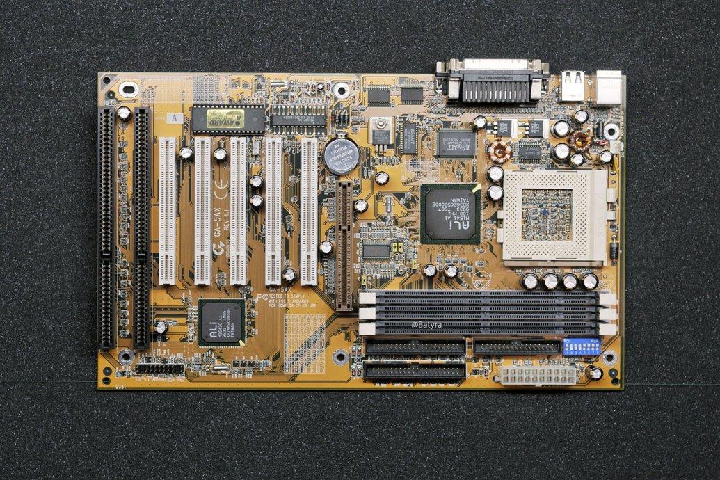 Gigabyte GA-5AX Pcb 2.0 Drivers Mac