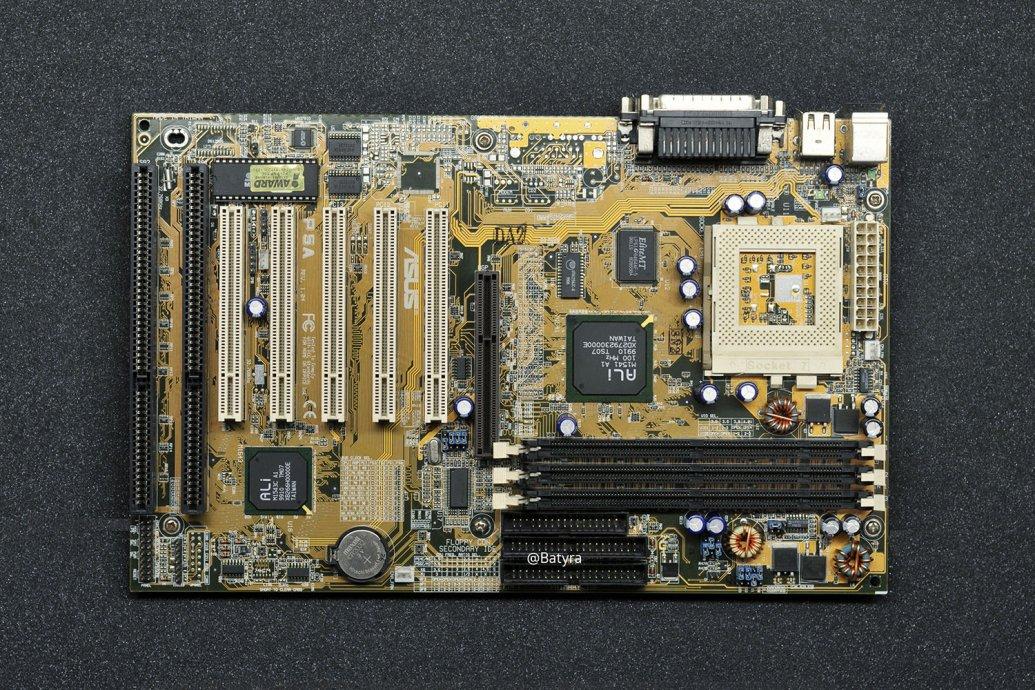 Asus P5A rev 1.04