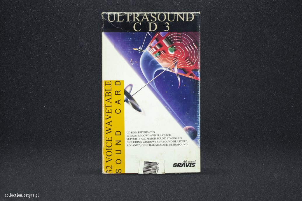 Ultrasound CD3 Gravis Classic