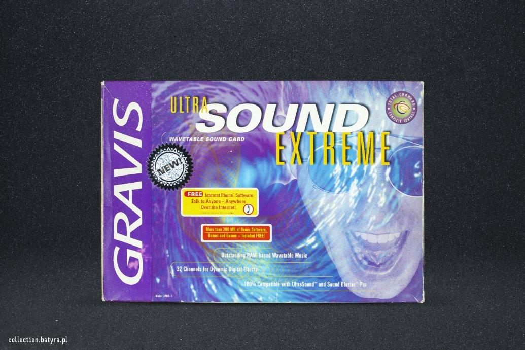 Gravis Ultrasound Extreme 3.0 GUS Extreme