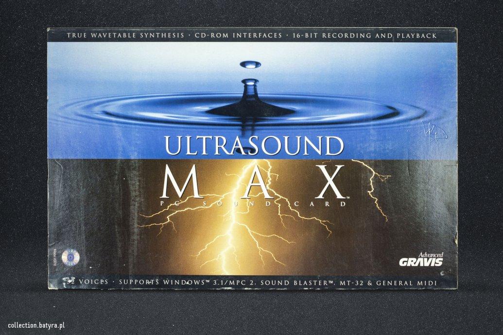Gravis Ultrasound MAX 2.1