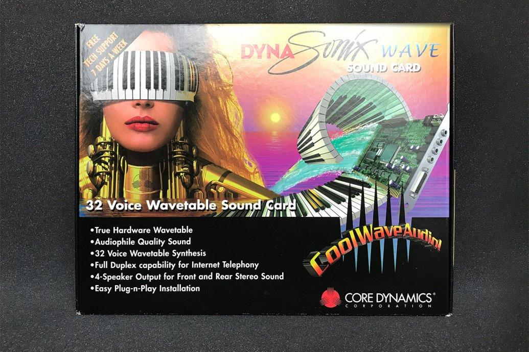 CoreDynamics Sonix Wave