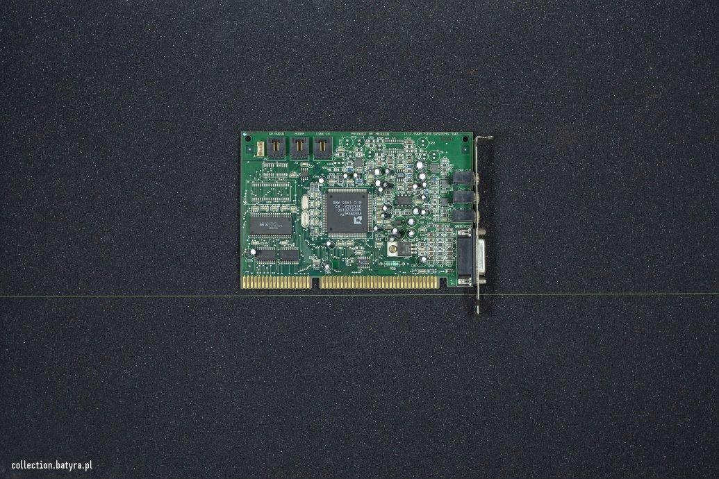 STB Systems Sound Rage 32 3D