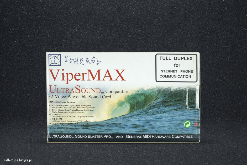 Synergy Viper MAX Gravis