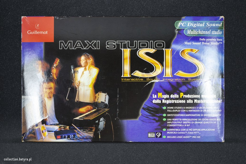Guillemot Maxi Studio ISIS