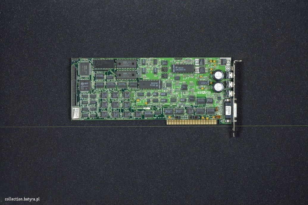Pro Audio Spectrum 8bit