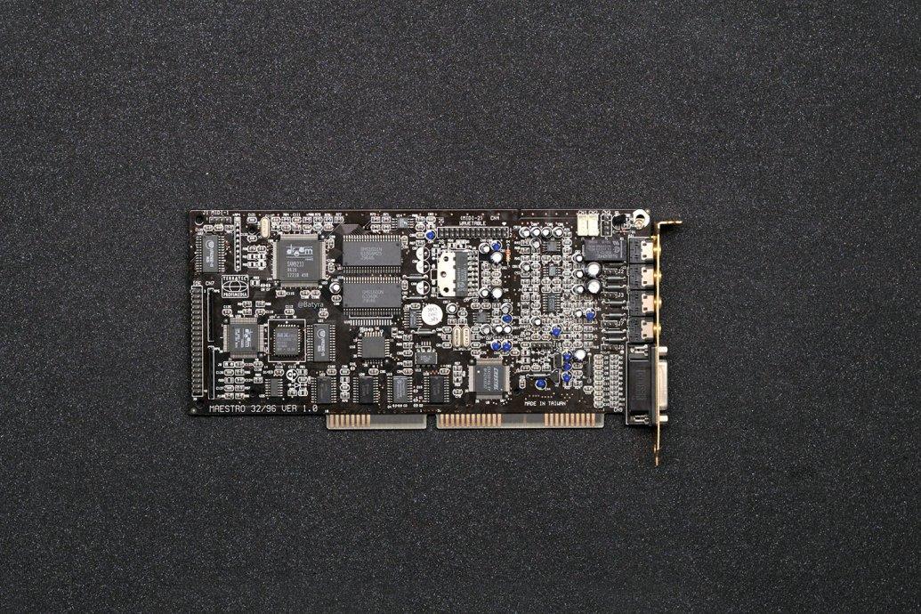 Terratec Maestro 32-96