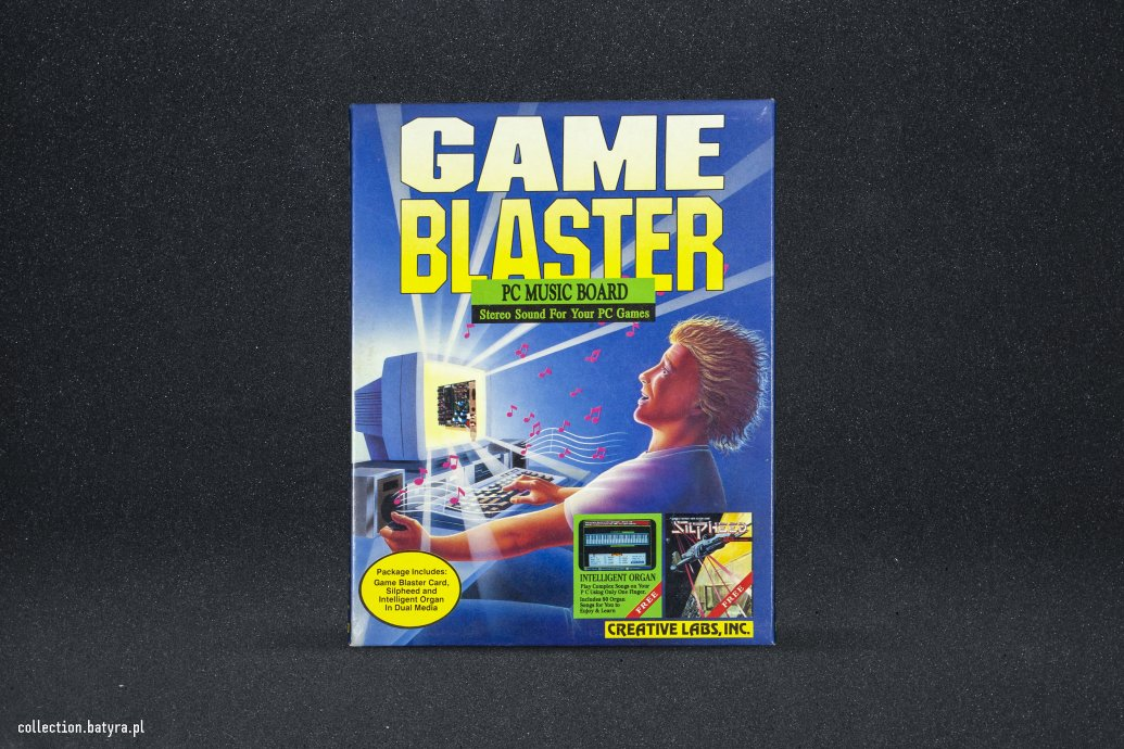 Game Blaster CT1300a