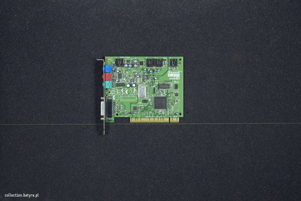 AWE64D PCI CT4600
