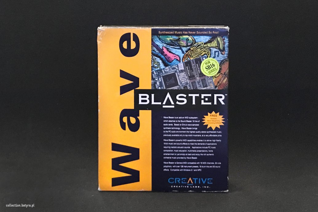 Waveblaster CT1900