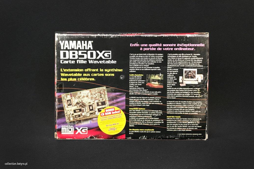 Yamaha DB-50XG