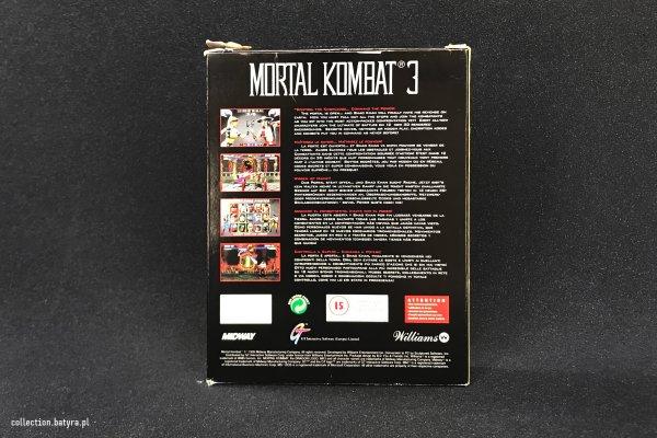 Mortal Kombat III / Midway