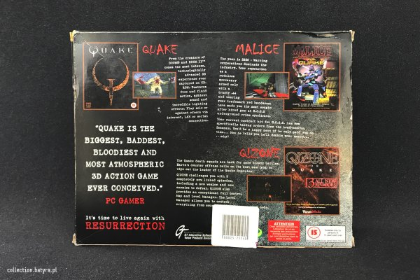 Quake Resurrection Pack / Id Software