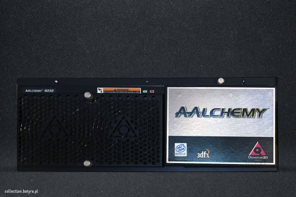 Quantum3D Heavy Metal AAlchemy 8264SB Full System